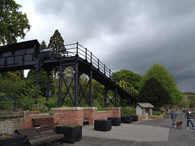 Grange footbridge best
