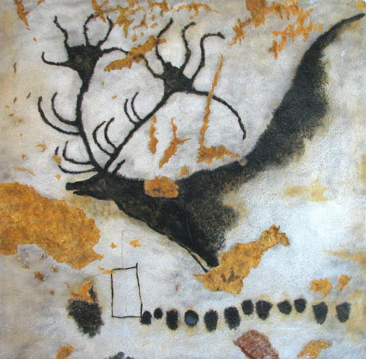 From the caves of Lascaux