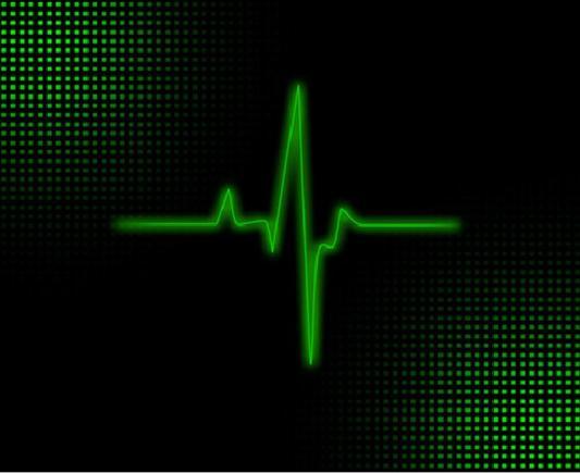 EKG-Green