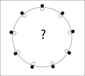Nine Deadly 26 circle