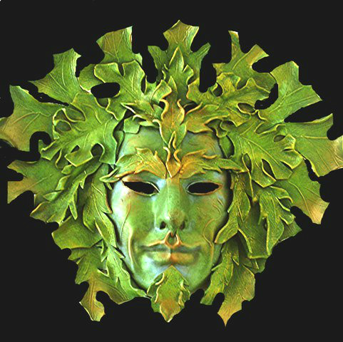 Green Man by www.rainewalker.com