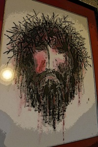 Christ by Brother Gildas 2008
