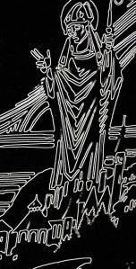 St Samson Dom Theo Bailey Styled
