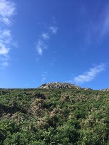 Carn Llidi peak details
