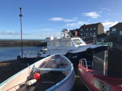 Craster Boats smaller