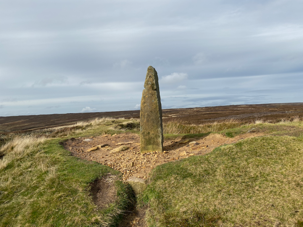 This image has an empty alt attribute; its file name is nyork-moors-lion-inn-cairn-grave-1.png