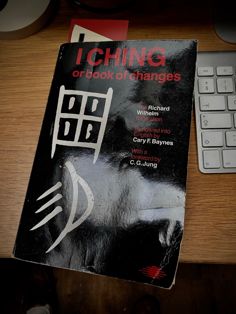 This image has an empty alt attribute; its file name is wilhem-book-i-ching-cover-1.jpg